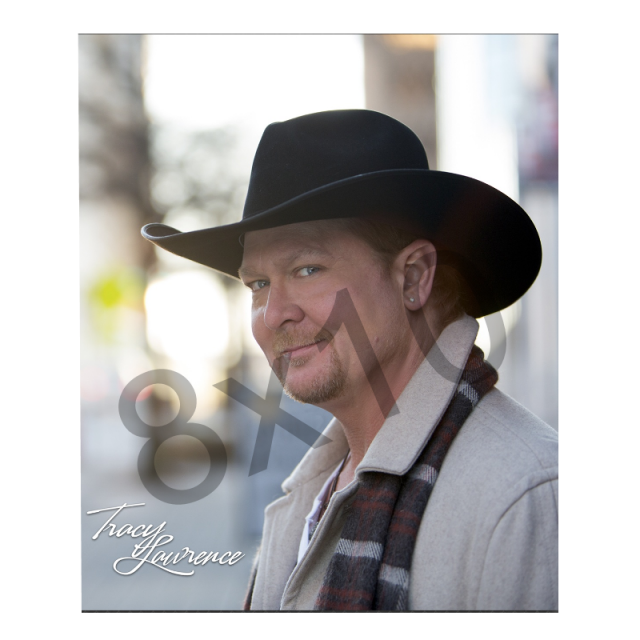 Tracy Lawrence 8x10
