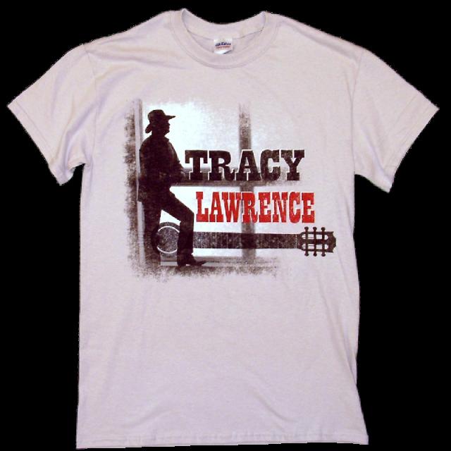 Tracy Lawrence Ice Grey Tour Tee