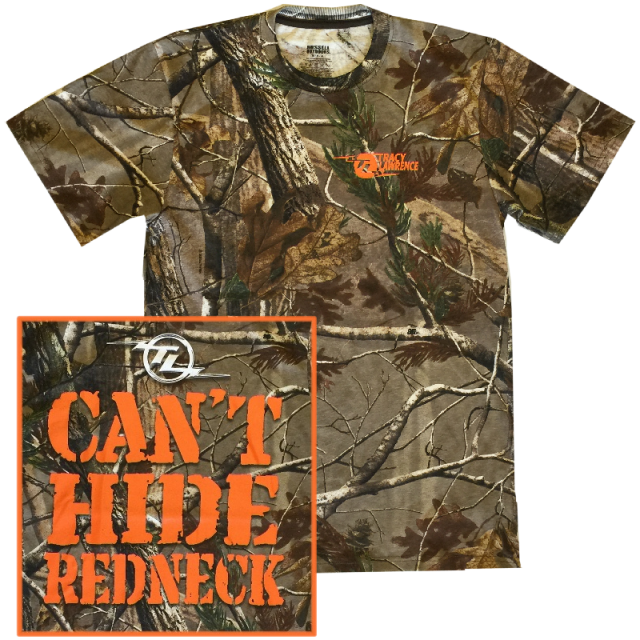 Tracy Lawrence Camo Redneck Tee
