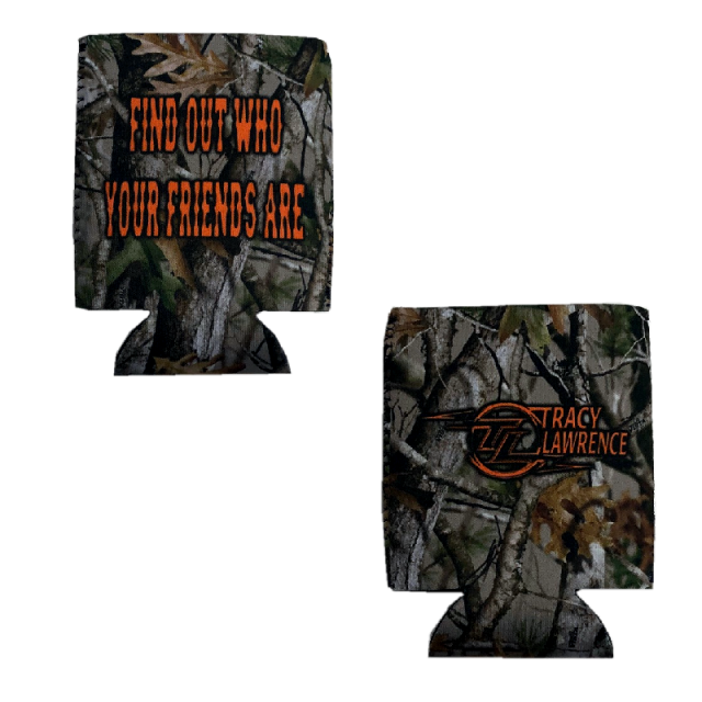 Tracy Lawrence Camo Coolie