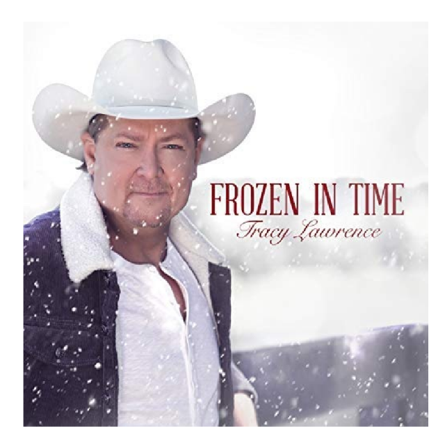 Tracy Lawrence AUTOGRAPHED CD- Frozen In Time