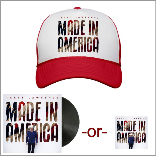 Made In America Trucker Hat Bundle