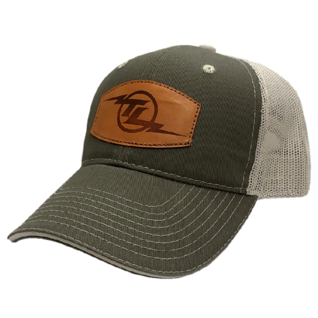 Tracy Lawrence Putty and Khaki Ballcap