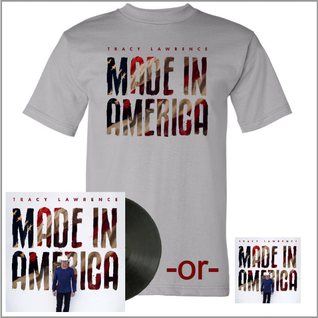 Made In America Tee Shirt Bundle